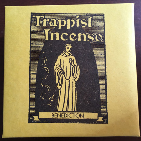 Trappist Incense: Benediction Home Church Incense