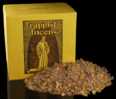 Trappist Incense: Benediction Church Incense