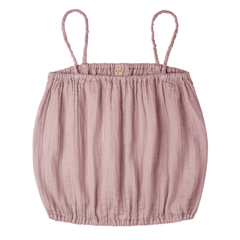 Chloe Mum Top - Dusty Pink