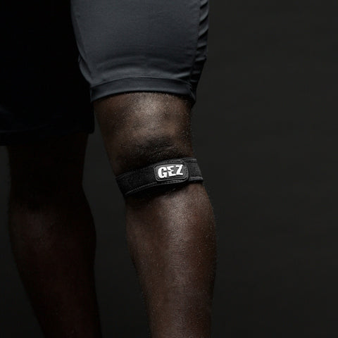 Gez Gear Elite Patellar Knee Band - Team Set of 10 bands