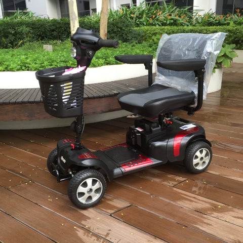 Refurbished Phoenix HD 4-Wheel Mobility Scooter for Sale