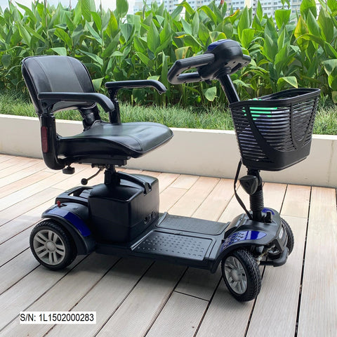 Pre-Owned Spitfire 4-Wheel Mobility Scooter - $800