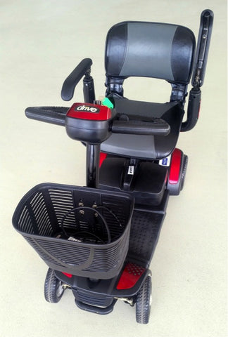 REFURBISHED SPITFIRE 4-WHEEL MOBILITY SCOOTER FOR SALE (DISPLAY SET)