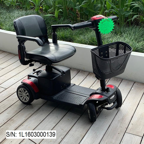 Used Spitfire 4-Wheel Mobility Scooter
