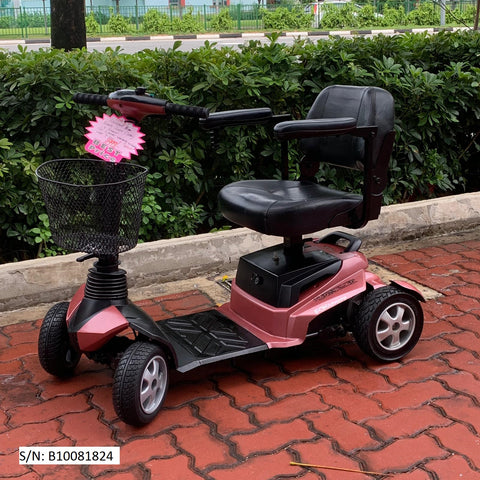 Pre-Owned Zen 4-Wheel Mobility Scooter - $999