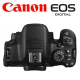 Canon EOS Kiss X7i (700D) 18.0 MP DSLR Camera With 18-135mm STM Lens Kit