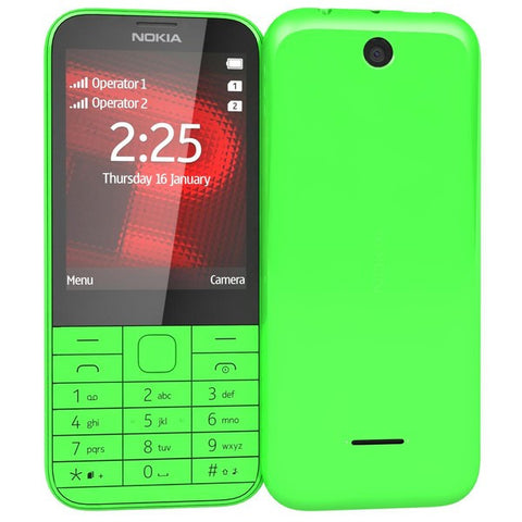 Nokia 225 Dual SIM RM1011 Unlocked Mobile Phone