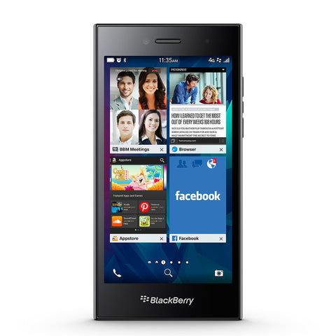 BlackBerry Leap LTE 16GB Unlocked Smartphone