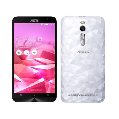 Asus ZenFone 2 Deluxe ZE551ML 64GB+4GB Ram 2.3Ghz Diamond Cut back