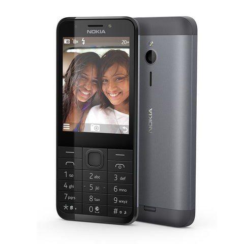 Nokia 230 (2015) GSM Unlocked 2G Mobile