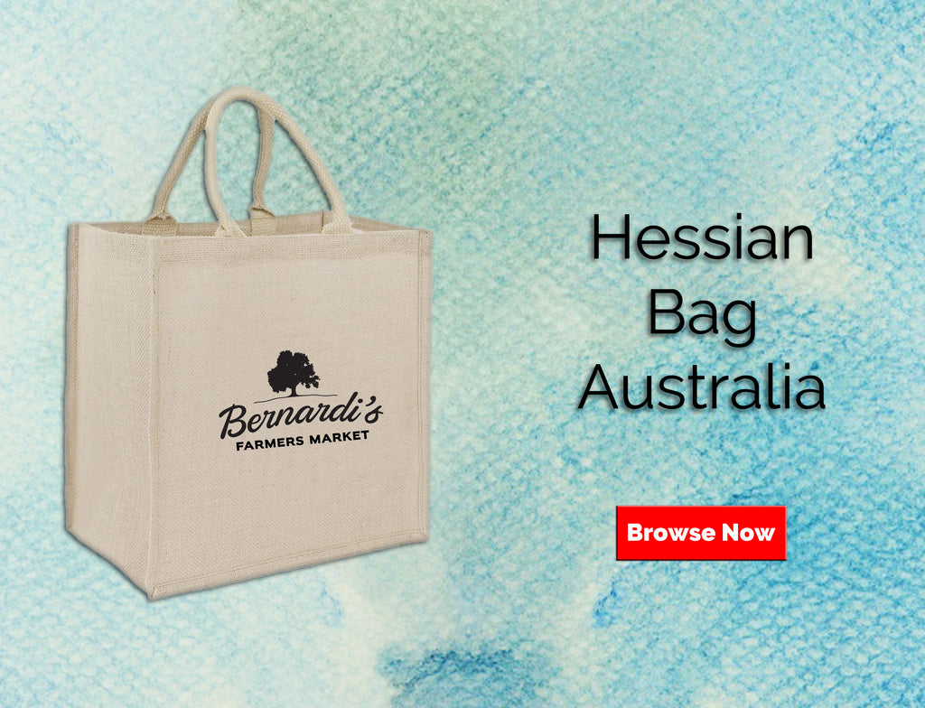 Hessian Bag Australia