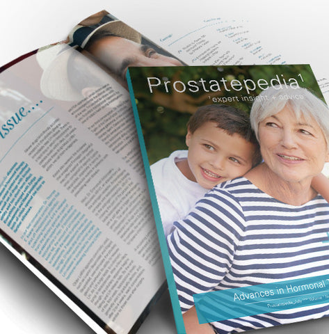Prostatepedia - Vol. 1, Issue Number 11, July 2016