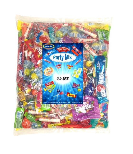 Assorted Candy Mix 3.6 lbs.
