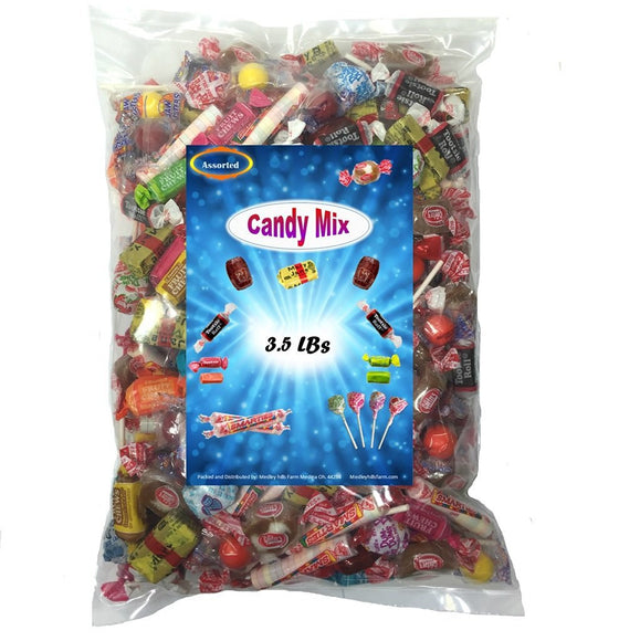 Candy Mix Variety Pack 3.5 lbs
