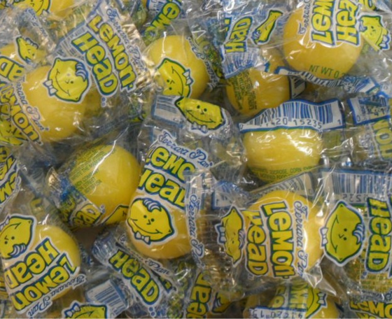Lemonheads Wrapped