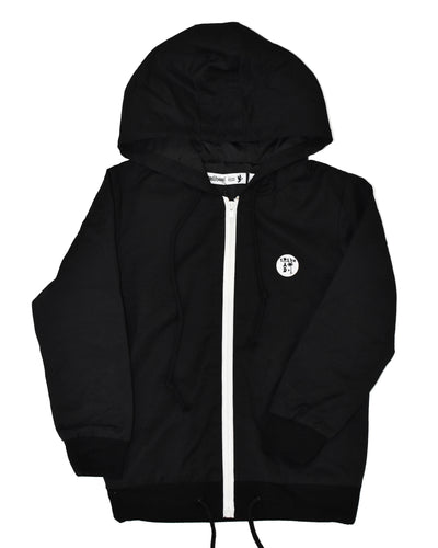 RT0413 TRIBE JACKET in BLACK