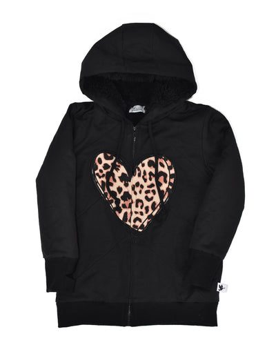 KR0930 BEATING HEART JACKET