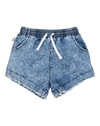 KR0818 SUNSET DENIM SHORT
