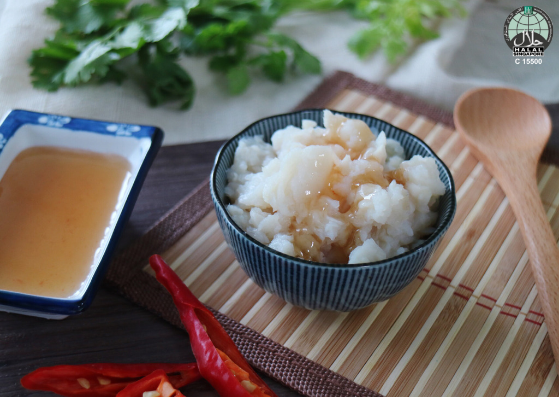 Fish with Sweet Plum Dipping Sauce