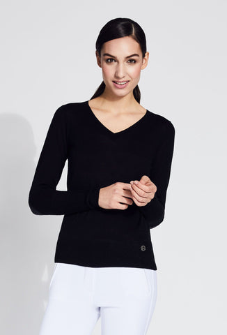 Lia 1/4 Zip Technical Show Shirt