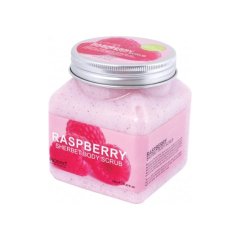 Scentio Raspberry Pore Minimizing Sherbet Body Scrub 350ml