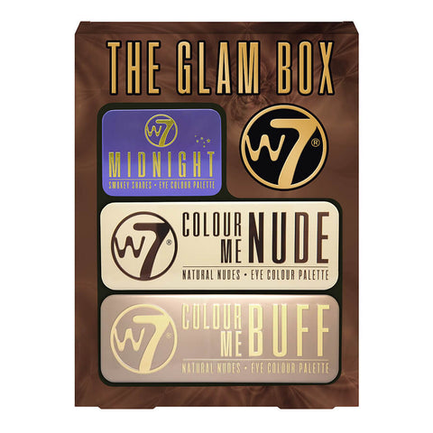 w7 The Glam Box