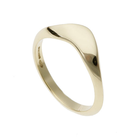 Collette 18ct Yellow Gold Wedding Ring
