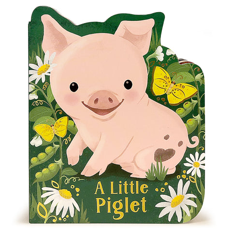 A Little Piglet - Cottage Door Press