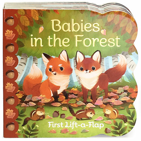 Babies in the Forest - Cottage Door Press