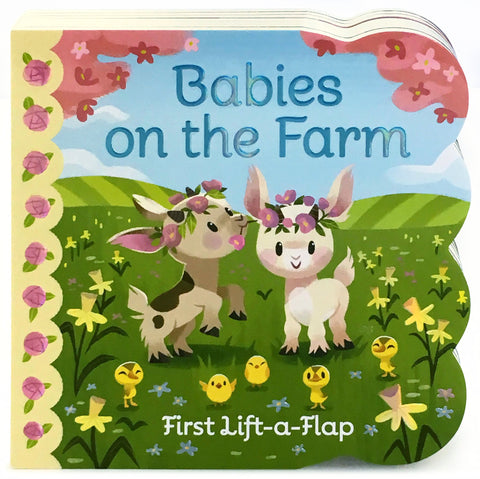 Babies on the Farm - Cottage Door Press