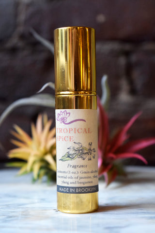 Tropical Spice Perfume Spray