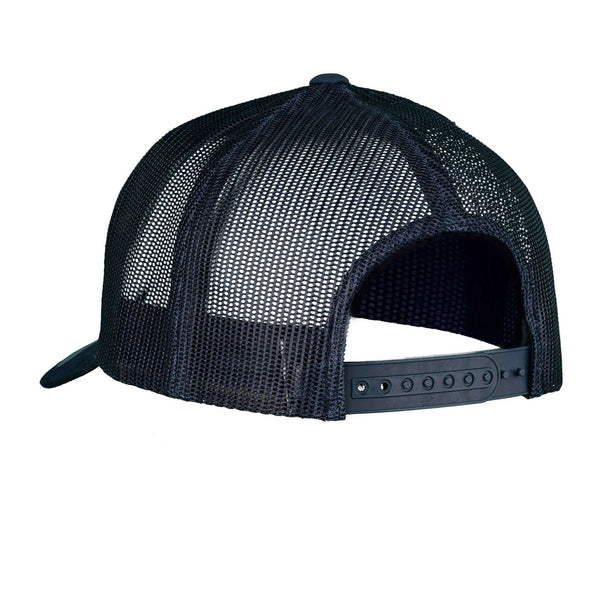 The Trucker - Navy/Black
