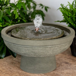 Faroe Garden Fountain - Outdoor Fountain Pros