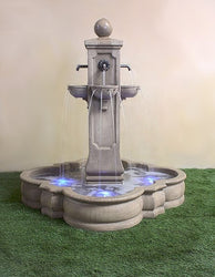 Catalina Pond Fountain - Outdoor Fountain Pros
