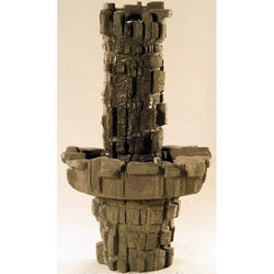 Whispering Rock Garden Water Fountain, Garden Outdoor Fountains - Outdoor Fountain Pros
