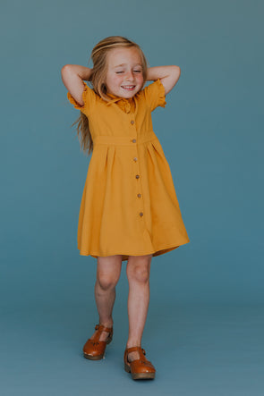 MINI Marigold Dress