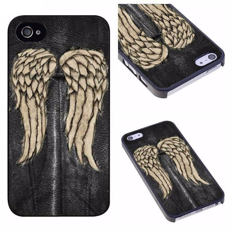 The Walking Dead Daryl Dixon iPhone Case - The Dragon Shop - Geek Culture