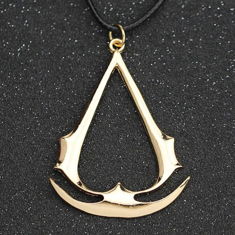 Assassin's Creed Deiss Necklace - The Dragon Shop - Geek Culture