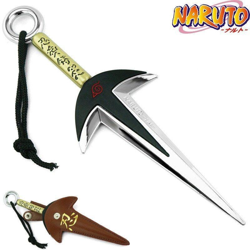 Naruto Minato Metal Kunai - The Dragon Shop - Geek Culture