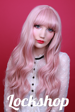 Mermaid Milky Pink