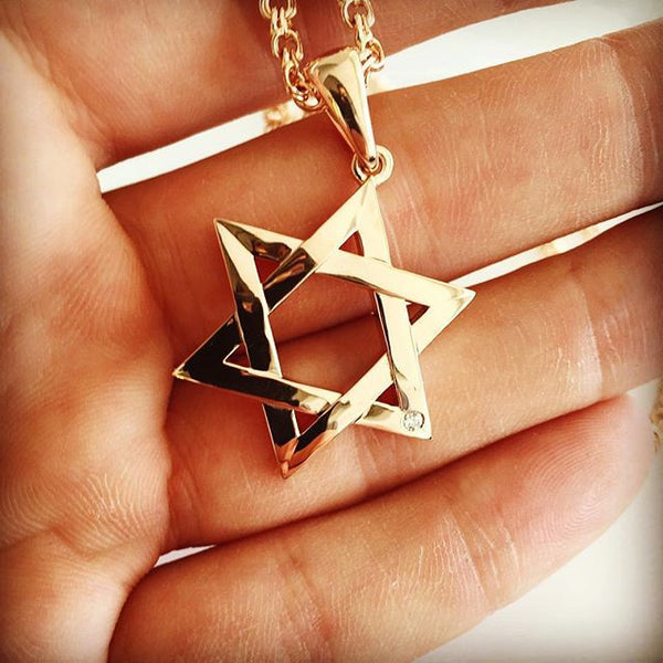 What does the Star of David symbolize?