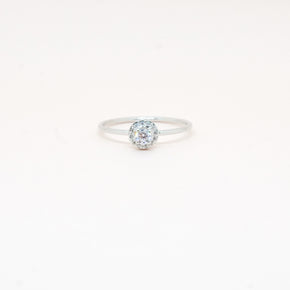 Diamond (April) Birthstone Ring