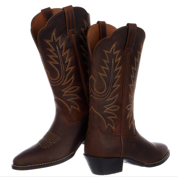 Ariat Heritage R Toe Western Boot - Women's