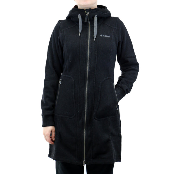 Bergans of Norway The Myrull Lady Coat  - Black - Womens