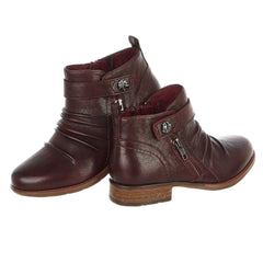 Earth Brook Leather Boot - Women's