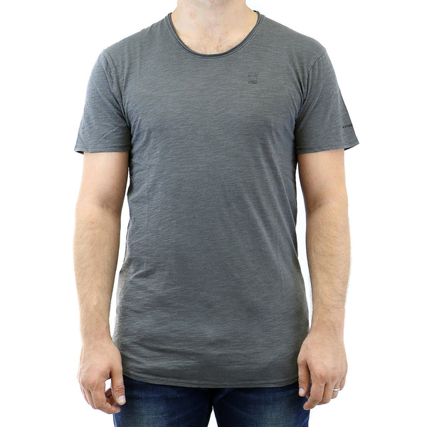 G-Star Breakdall Relaxed Crew Neck SS Tee Shirt - Raven - Mens