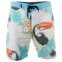 "Hurley Toucan 18"" Board Shorts - Men's"