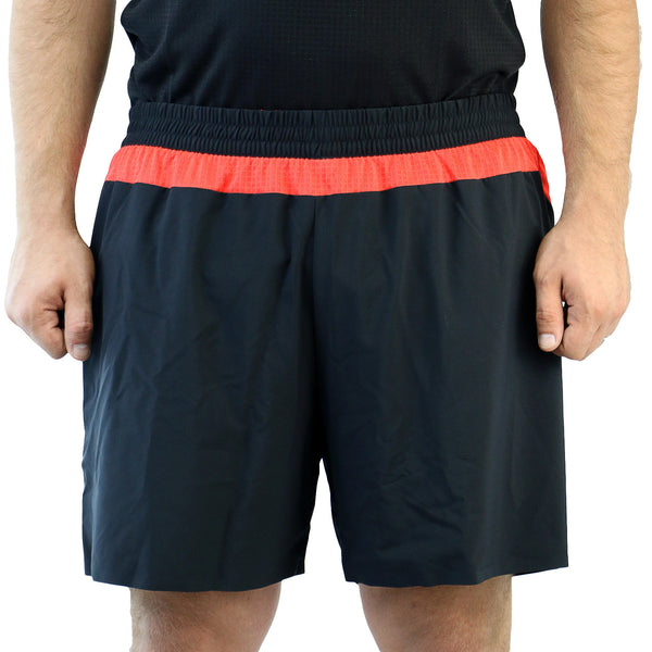 Adidas Porsche Design M BS Short Running Short - Black/Bright Red - Mens