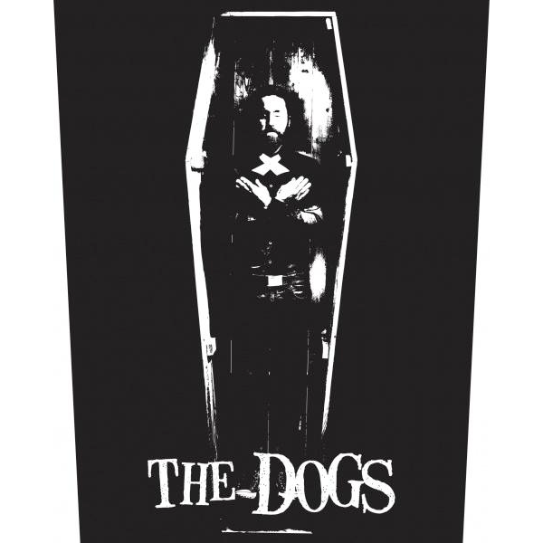 The Dogs - Patch rygg - Christian