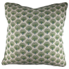 Sea Bloom Pillow - Spring Linen